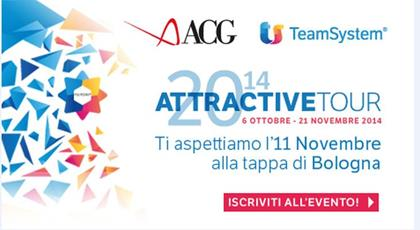 AttractiveTour 2014 - Bologna
